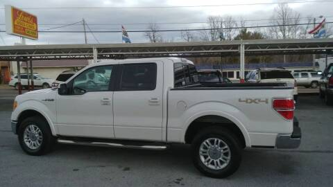 2012 Ford F-150 for sale at Lewis Used Cars in Elizabethton TN