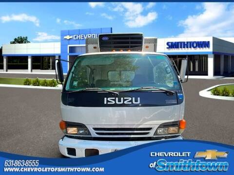 2004 Isuzu NPR for sale at CHEVROLET OF SMITHTOWN in Saint James NY