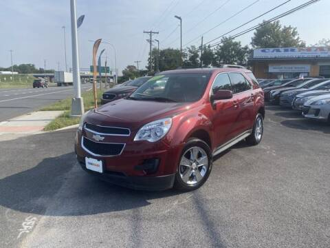 2012 Chevrolet Equinox for sale at CARMART Of New Castle in New Castle DE