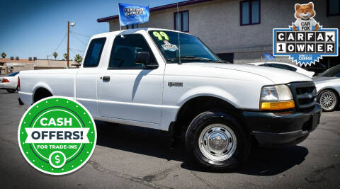 1999 Ford Ranger for sale at Rahimi Automotive Group in Yuma AZ
