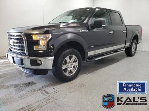 2015 Ford F-150 for sale at Kal's Kars - TRUCKS in Wadena MN