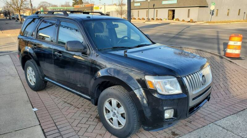 2011 Mercury Mariner for sale at Jarvis Motors in Hazel Park MI