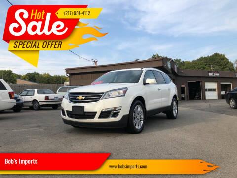 2014 Chevrolet Traverse for sale at Bob's Imports in Clinton IL