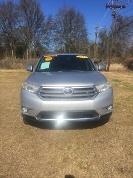 2012 Toyota Highlander for sale at CAPITOL AUTO SALES LLC in Baton Rouge LA