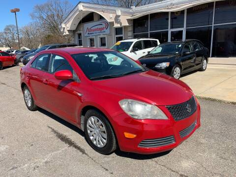 2012 Suzuki Kizashi for sale at Advantage Motors in Newport News VA