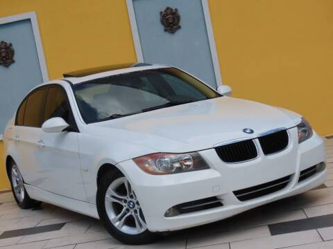 2008 BMW 3 Series for sale at Paradise Motor Sports LLC in Lexington KY