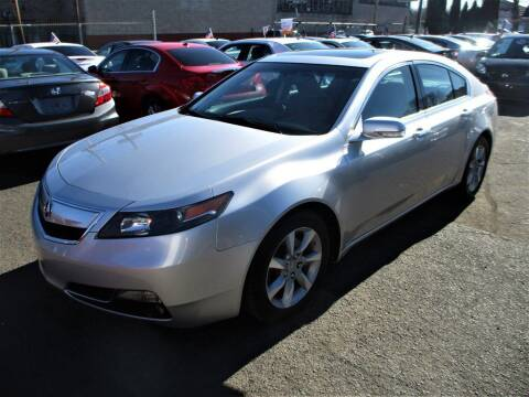 2012 Acura TL for sale at Exem United in Plainfield NJ