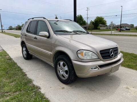 2003 Mercedes-Benz M-Class for sale at Wyss Auto in Oak Creek WI