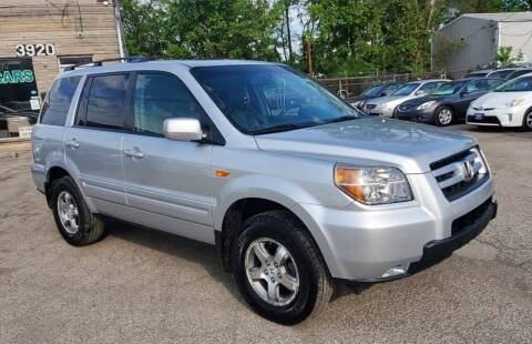 2007 Honda Pilot for sale at Nile Auto in Columbus OH