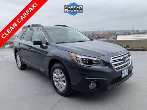 2017 Subaru Outback for sale at Toyota of Seattle in Seattle WA
