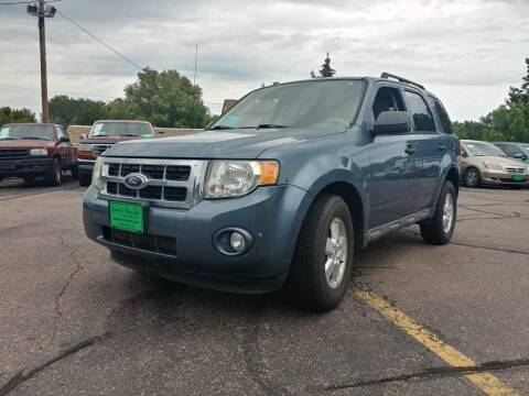 2010 Ford Escape for sale at Geareys Auto Sales of Sioux Falls, LLC in Sioux Falls SD