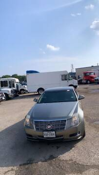 2010 Cadillac CTS for sale at BSA Used Cars in Pasadena TX