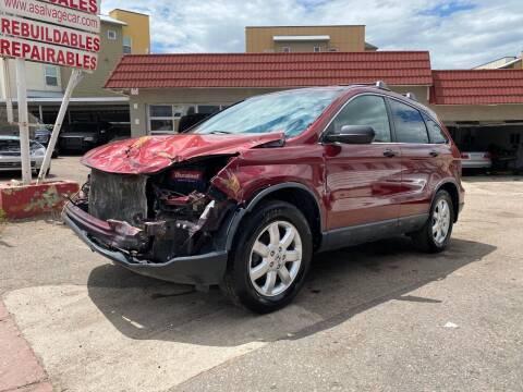 2011 Honda CR-V for sale at STS Automotive in Denver CO