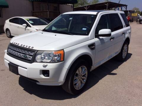 2011 Land Rover LR2 for sale at OASIS PARK & SELL in Spring TX