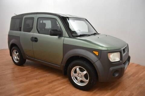 2003 Honda Element for sale at Paris Motors Inc in Grand Rapids MI