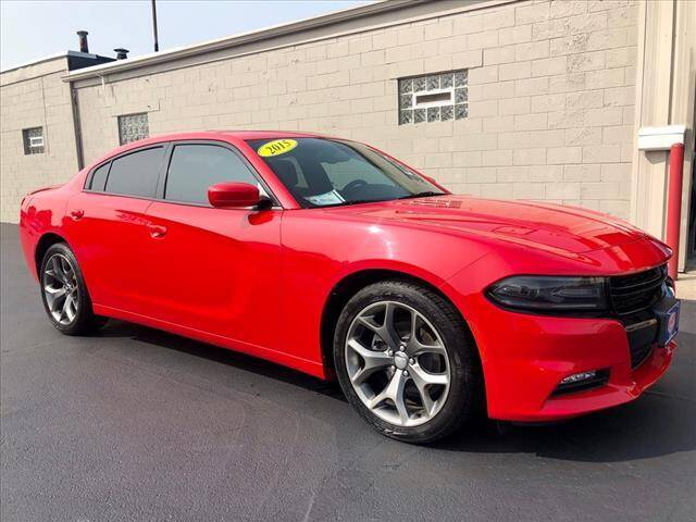 2015 Dodge Charger for sale at Richardson Sales & Service in Highland IN