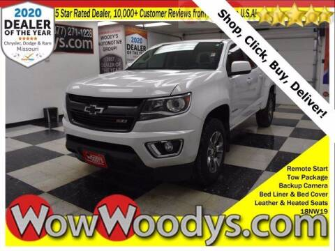 2018 Chevrolet Colorado for sale at WOODY'S AUTOMOTIVE GROUP in Chillicothe MO