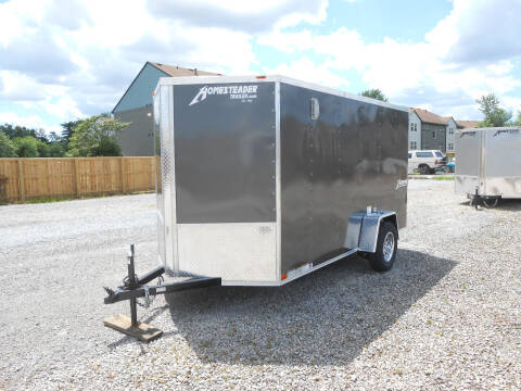 2021 Homesteader Intrepid 6x12