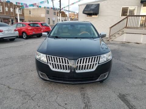 2010 Lincoln MKZ for sale at StarsNStripes Auto in Saint Louis MO