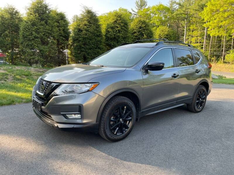 2018 Nissan Rogue for sale at DON'S AUTO SALES & SERVICE in Belchertown MA