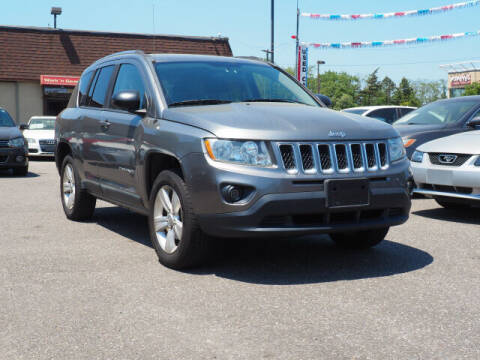 2011 Jeep Compass for sale at Sunrise Used Cars INC in Lindenhurst NY