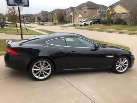 2013 Jaguar XK8 for sale at Classic Car Deals in Cadillac MI