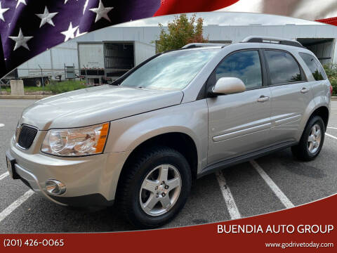 2008 Pontiac Torrent for sale at BUENDIA AUTO GROUP in Hasbrouck Heights NJ