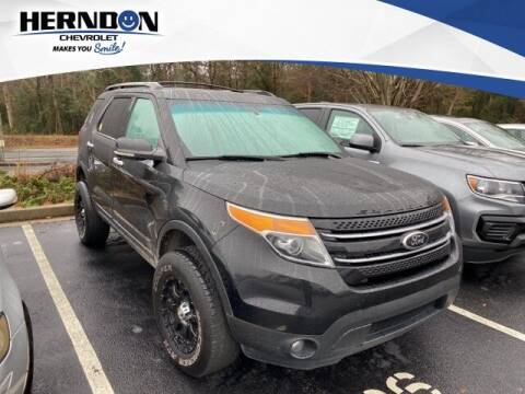 2013 Ford Explorer for sale at Herndon Chevrolet in Lexington SC