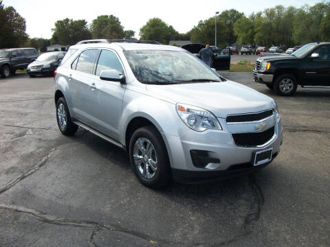 2013 Chevrolet Equinox for sale at USED CAR FACTORY in Janesville WI