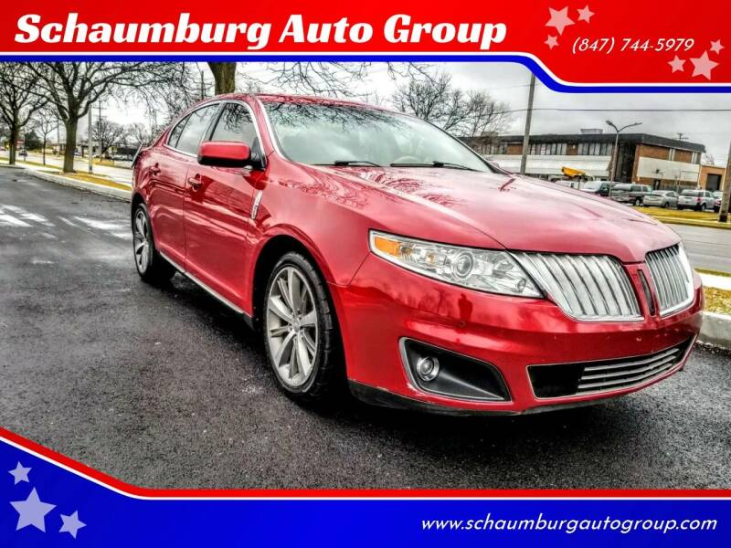 2009 Lincoln MKS for sale at Schaumburg Auto Group in Schaumburg IL