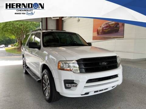 2016 Ford Expedition for sale at Herndon Chevrolet in Lexington SC