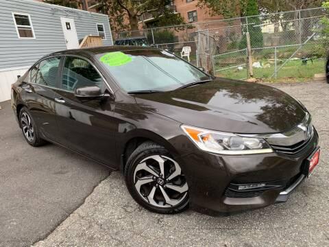 2017 Honda Accord for sale at Auto Universe Inc. in Paterson NJ