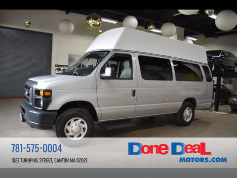 2012 Ford E-Series Cargo for sale at DONE DEAL MOTORS in Canton MA