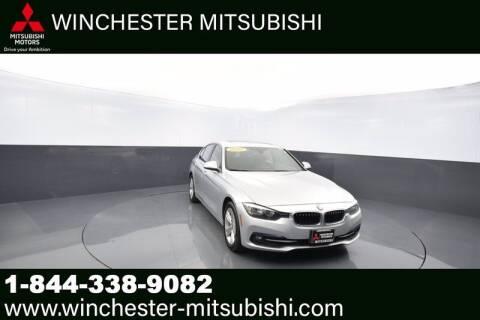 2017 BMW 3 Series for sale at Winchester Mitsubishi in Winchester VA