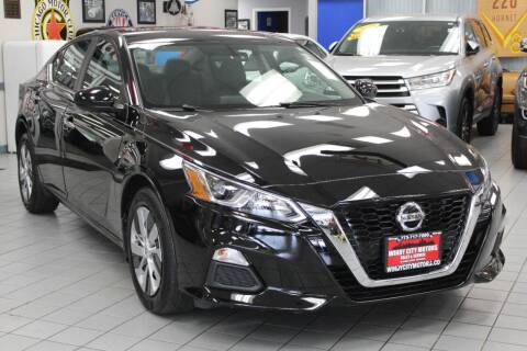 2019 Nissan Altima for sale at Windy City Motors in Chicago IL