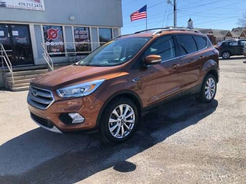 2017 Ford Escape for sale at Bagwell Motors in Lowell AR