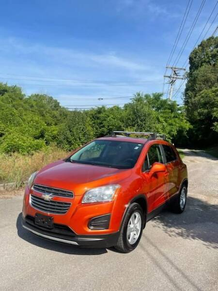 2015 Chevrolet Trax for sale at Dependable Motors in Lenoir City TN