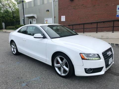 2010 Audi A5 for sale at Imports Auto Sales Inc. in Paterson NJ