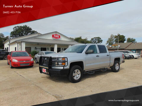 2014 Chevrolet Silverado 1500 for sale at Turner Auto Group in Greenwood MS