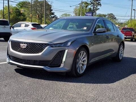 2020 Cadillac CT5 for sale at Gentry & Ware Motor Co. in Opelika AL