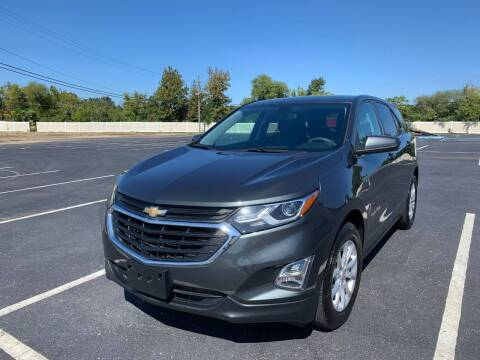 2019 Chevrolet Equinox for sale at Rt. 73 AutoMall in Palmyra NJ
