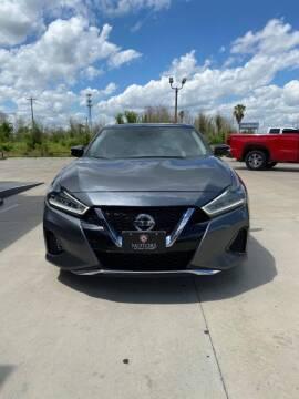 2020 Nissan Maxima for sale at A & V MOTORS in Hidalgo TX