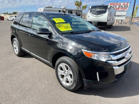 2012 Ford Edge for sale at Mesa AZ Auto Sales in Apache Junction AZ