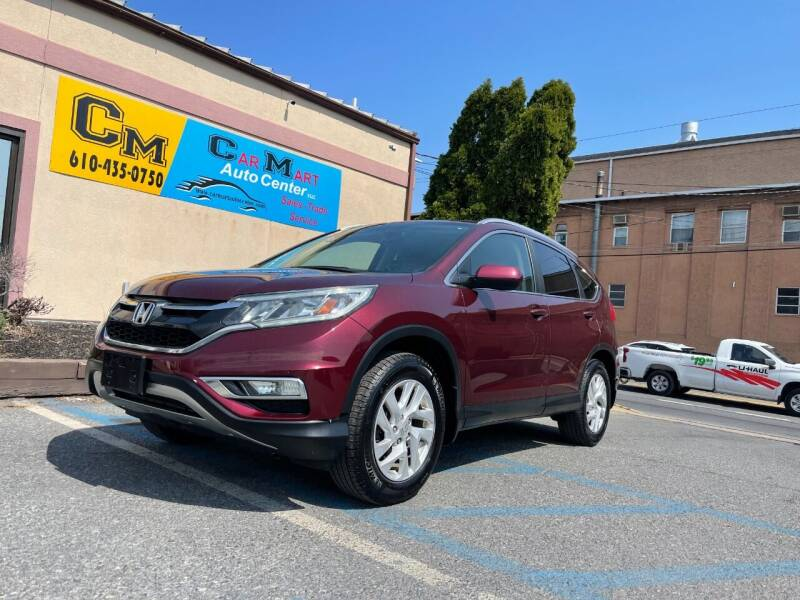 2015 Honda CR-V for sale at Car Mart Auto Center II, LLC in Allentown PA