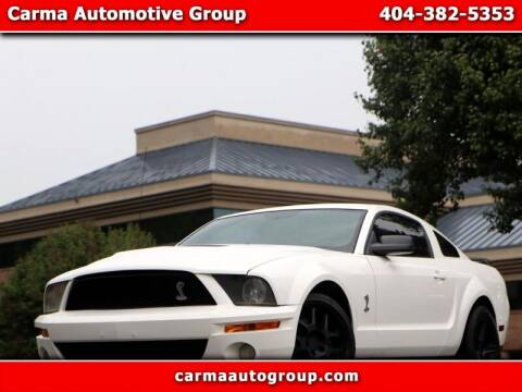 2009 Ford Shelby GT500 for sale at Carma Auto Group in Duluth GA