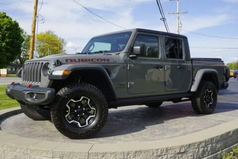 2020 Jeep Gladiator for sale at Platinum Motors LLC in Heath OH