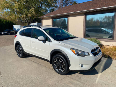 2013 Subaru XV Crosstrek for sale at VITALIYS AUTO SALES in Chicopee MA
