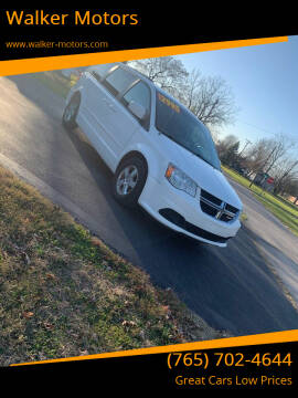 2011 Dodge Grand Caravan for sale at Walker Motors in Muncie IN