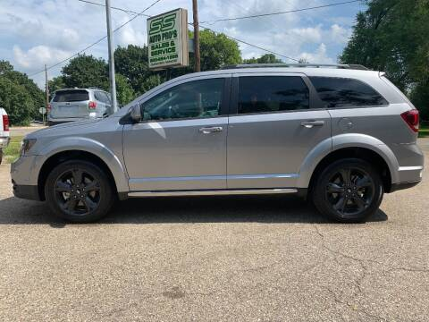 2018 Dodge Journey for sale at SS AUTO PRO'S in Otsego MI