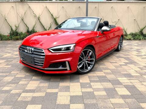 2018 Audi S5 for sale at ROGERS MOTORCARS in Houston TX